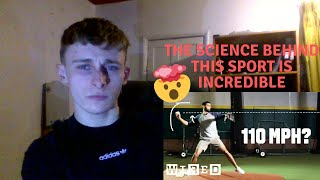 British Soccer fan reacts to Baseball - Why It's Almost Impossible to Throw a 110 MPH Fastball
