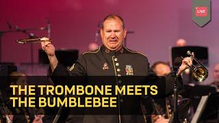 The Trombone Meets The Bumblebee | Kholo.pk