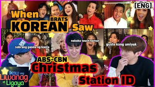 [REACT] Koreans React to ABS-CBN Christmas Station ID # 72 (ENG SUB)