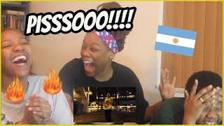 REACTION AL TRAP ARGENTINO || Bhavi Ft. Ecko   Piso
