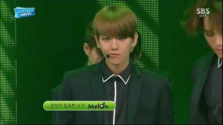 【韩简中字】EXO - EXODUS 2015.4.5 LIVE
