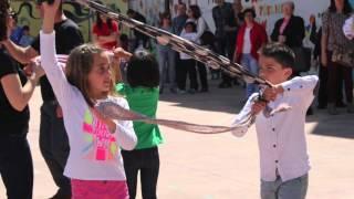 preview picture of video 'El Somni de la Comunitat d'Aprenentatge Escoles Carrasquer de Sueca'