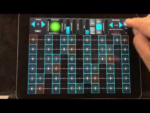 GarageBand MIDI from MPE & Rozeta apps  — Audiobus Forum