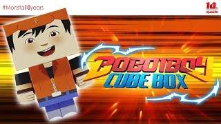 BoBoiBoy Cube Box