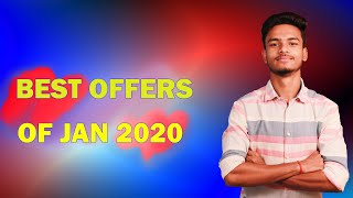 Happy New Year Offers, Google Pay, Amazon Scan & Pay, Send Money, Paytm Recharge Offers, Online Loot