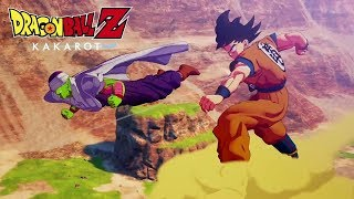 Dragon Ball Z: Kakarot - Game Introduction - PS4/XB1/PC