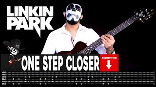 Linkin Park - One Step Closer (Guitar Cover By Masuka W/Tab)