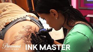Elimination Tattoo: Superheroes - Ink Master, Season 7