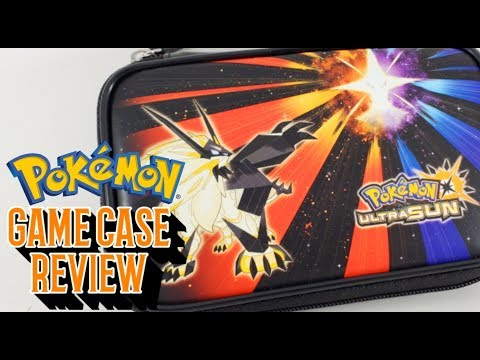 Nintendo 3DS Game Traveler Pokemon Ultra Sun Essentials Pack Review