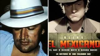 """Video thumbnail of """"blanca y clandestina Osvaldo Montes-Canción Oficial de Alias """"El Mexicano"""""""""""