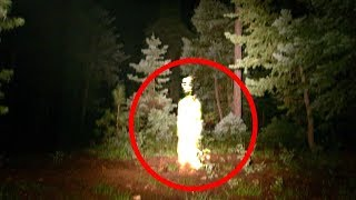 Real Ghost Caught On Camera, 5 POLTERGEISTS Caught On Tape