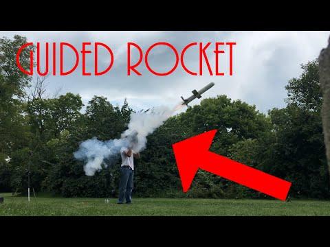 DIY Javelin Rocket launcher (part 3)