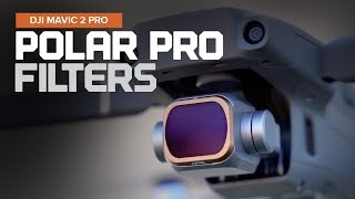PolarPro Filters for the DJI Mavic 2 Pro