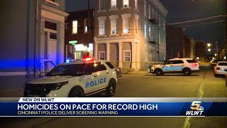 2020 On Pace To Be Record-breaking Year For Homicides In Cincinnati