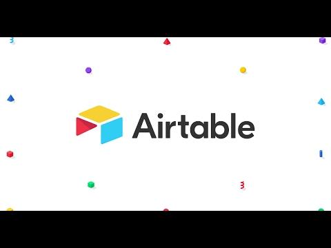 Видеообзор Airtable