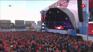 Armin van Buuren  'Royal Intense' 30 april 2013 Amsterdam