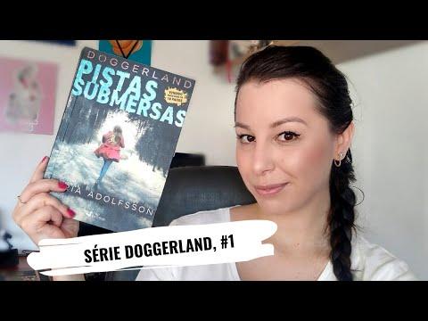 [Eu li] Pistas submersas, Maria Adolfsson (Série Doggerland , #1)