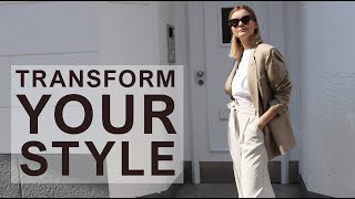 3 Easy Ways To Transform Your Style // The Geek Is Chic