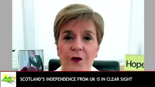 Scotland independence from UK