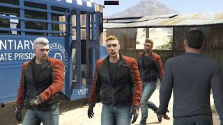 GTA V Online Heist: Tập 4  - Nhiệm Vụ Cướp Tù Nhân