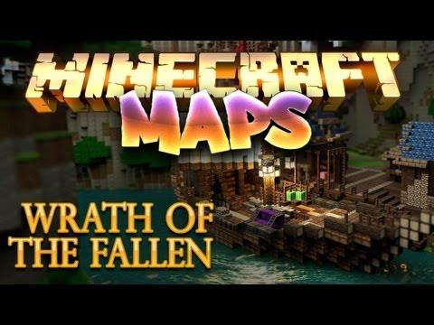 Lets Play Minecraft Adventure Maps GronkhWiki - Minecraft spieler fallen