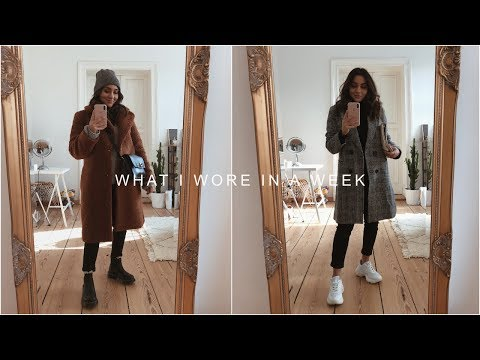 WHAT I WORE IN A WEEK | Februar | madametamtam