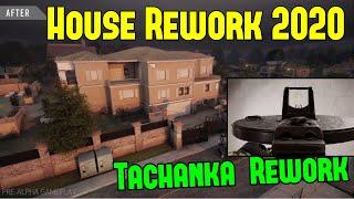 ALL * NEW * Year 5 & 6 Changes ( House Rework, Tachanka Rework, Smart Ping ) - Rainbow Six Siege