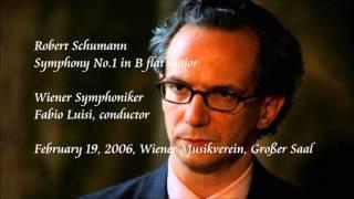 Schumann: Symphony No.1 in B flat major - Luisi / Wiener Symphoniker