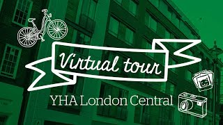 preview picture of video 'YHA London Central Tour'