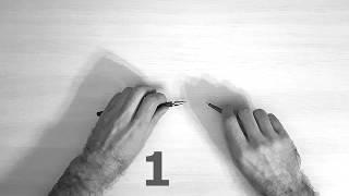 как делать бит бокс ручкой обучение pen tapping #1