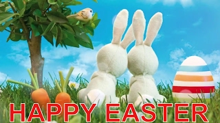 Happy Easter Wishes & Greetings 2019 - Easter Bunny Greetings