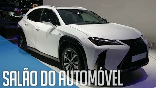 Ver o vídeo Salão do Automóvel SP 2018 - Lexus