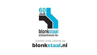 Blonkstaal Schoonhoven BV  - 60-jarig jubileum