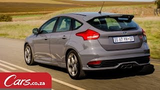Living with the Ford Focus ST - Extended Test