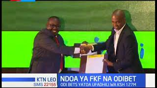 FKF yashirikiana na Odi Bets