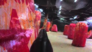 preview picture of video 'providence indoor paintball 3man 11/23/14'