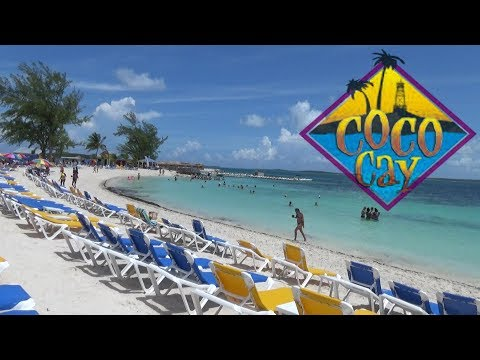 Coco Cay (Royal Caribbean's Bahamas Private Island) Tour & Review with The Legend