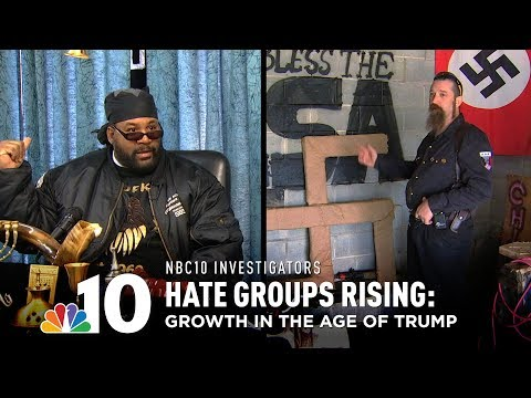 Face-to-Face With 'Hate Group' Leaders on Growth in Age of Trump
