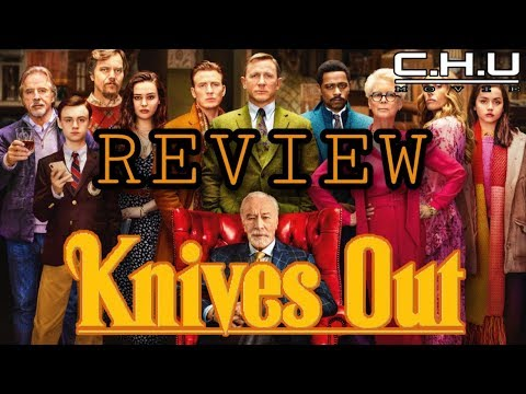 Review phim Knives Out (Kẻ đâm lén)