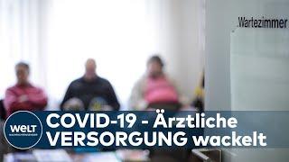 CORONAVIRUS IN DEUTSCHLAND: Einige Kommunen missachten Covid-19-Quarantäne Vorschriften