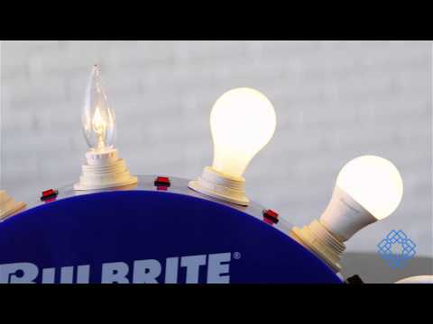 Video for 60W B10 E12 Frost Torpedo Bulb