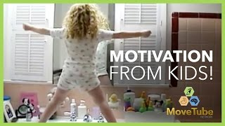 MoveTube Network - Kids Who Give The BEST Motivational Speeches!
