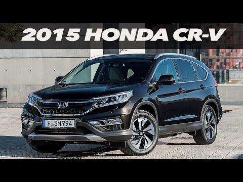 Honda  CR V Паркетник класса J - рекламное видео 3