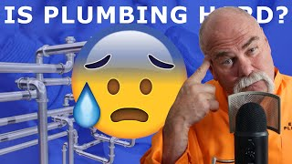 How Hard Is It to Become a Plumber?