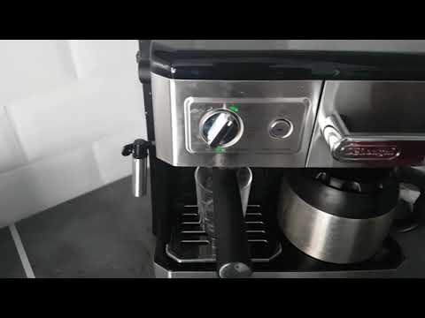 delonghi bco 420.1 review coffee machine espresso latte