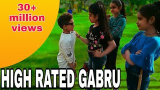 High rated gabru full song|Guru randhawa (cover dance video )Choreography = Peter rock