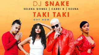 Dj Snake talks about Selena Gomez, Taki Taki and more during a recent Instagram Live