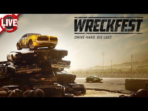 WRECKFEST - Came in like a Wreckingball [GER] - Wreckfest Livestream