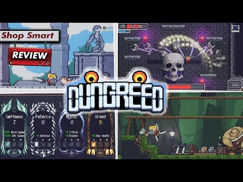 Dungreed - SHOP SMART REVIEW (Rogued Legacy) video thumbnail