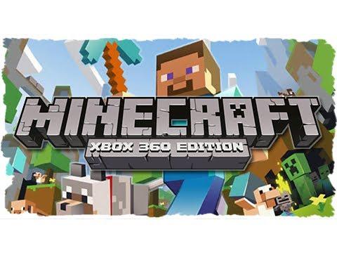 minecraft xbox 360 videos part 1